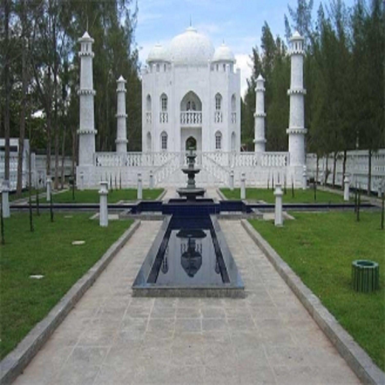 Tajimahal-Replica-do-Monumento-Historico